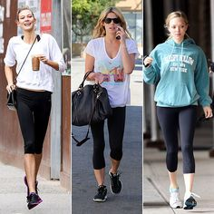 Celebrity Workouts | Shape Magazine