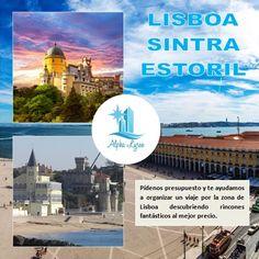 La zona de Lisboa es una auténtica joya por descubrir, ¿por qué no este mismo verano?, podrás disfrutar de playas, de turismo urbano y de preciosos palacios como el de Da Pena en Sintra...¿Empezamos a preparártelo ya?