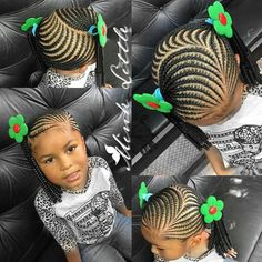So cute! work by @hairbyminklittle  Read the article here - http://www.blackhairinformation.com/hairstyle-gallery/cute-work-hairbyminklittle/