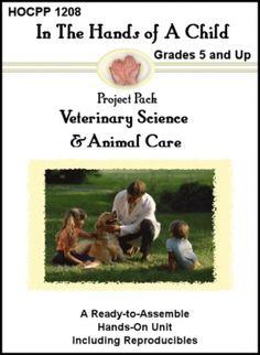 Veterinary Science & Animal Care Lapbook