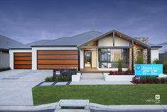 The Macquarie display home. #elevation #facade #house #VenturaHomes