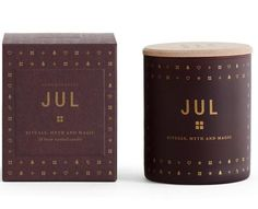JUL scented candle (Christmas)