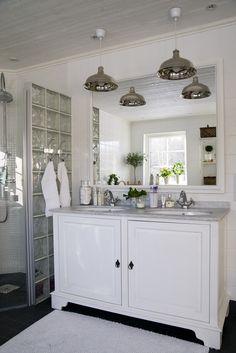 11 besten Leuchten & Bad Bilder auf Pinterest | Bathroom, Light ...