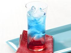 Fourth of July Cocktail Recipe by Guy Fieri, foodnetwork #July_4th #Cocktail #Guy_Fieri #foodnetwork