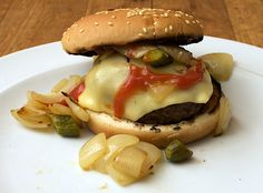 Ferran Adrià's Home Cooked Cheeseburgers
