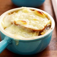 French Onion Soup ...my fave!