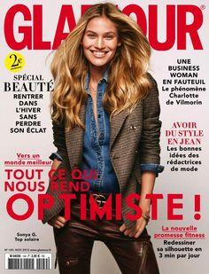 Glamour France November 2015 Cover (Glamour France)