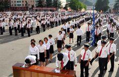 조선청년학생들 인민군대 입대, 복대 탄원 (2)