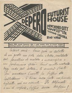 Fortunato Depero Collection | Archivo Lafuente
