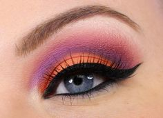 sunset cat eye by Vintage or Tacky