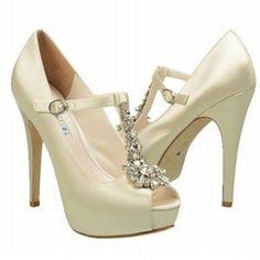 David Tutera Fantasy Bridal Heels #wedding