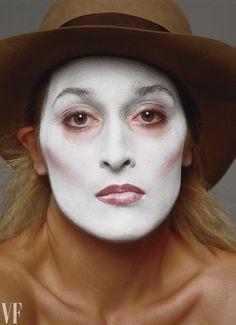 Meryl Streep, New York City, 1981.