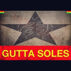 #guttasoles Hollywood Walk Of Fame, African, Decor, Decoration, Decorating, Deco