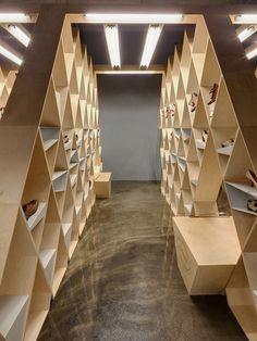 Artizen Pop-up shop by Ypsilon Tasarim, Istanbul » Retail Design Blog | Design Commercial | Scoop.it