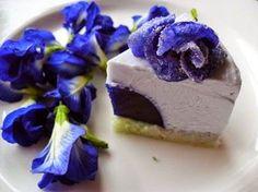 blue butterfly pea seeds clitoria ternatea heirloom by stseed Butterfly Pea Flower Tea, Blue Butterfly, Chocolates, Buzzfeed, Sante Plus, Vegan Wedding Cake, Blue Food Coloring, Different Cakes, Edible Food