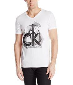 788d6359c60a Calvin Klein Men's CK One Logo T-Shirt Mens Style Guide, Men Style Tips