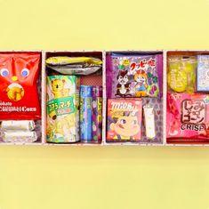 開けてびっくり!大好きなお菓子がいっぱい詰まった「お菓子冷蔵庫」   mama+(ママタス) Surprise Ideas, Gifts, Envelopes