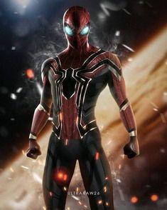Infinity War. Iron Spider.