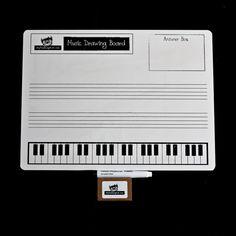 Music Drawing Board