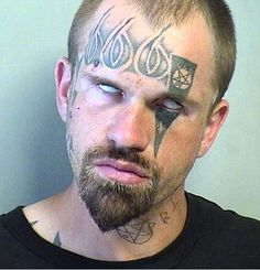 62 Best Prison People images in 2019 | Face tattoos, Facial