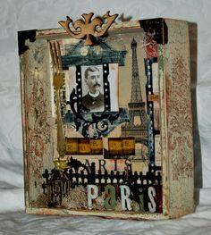 Zuzu's Petals 'n' Stuff: A Vintage Journey to Paris....