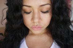 Tutorial de maquillaje: Pestañas postizas individuales- Juancarlos960