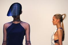 Fyodor Golan Spring/Summer 2013, London Fashion Week