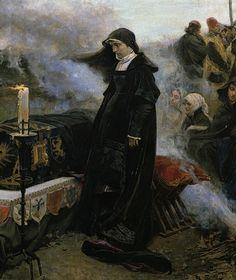 Ala Denon: Doña Juana la Loca  (II)