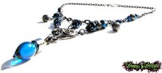 Tears At Midnight by DAMSELinDECEASE on Etsy, $25.00