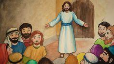 Nasta raamis - Tuomas kohtaa Jeesuksen