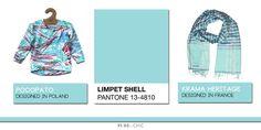Limpet Shell Pantone 2016