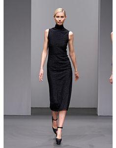 The top looks from New York Fashion Week's fall 2010 shows. Ny Fashion Week, I Love Fashion, New York Fashion, High Fashion, Womens Fashion, Fashion Design, New Wardrobe, Winter Wardrobe, Calvin Klein