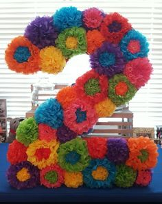 Fiesta birthday party Princess Elena