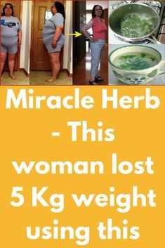 Miracle Herb - This woman lost 5 Kg weight using this This Herb has incredible health benefits, so people started using it as an ingredient of many remedies. But, people don't get all the benefits it offers because they don't use it in the way they should. A middle-aged woman from Bosnia invented her own recipe of parsley which she claims to be very good for losing …