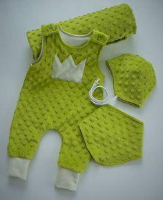 Ciapockovo / Súprava pre novorodeniatko chlapec Ale, Rompers, Sewing, Children, Accessories, Dresses, Fashion, Young Children, Vestidos