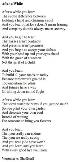 I haven't seen this poem in years. One of my favorites from way back. :)
