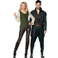 Hansel and Gretel Couples Costumes  sc 1 st  Pinterest & Maid Marian is a literary character commonly written as the love ...