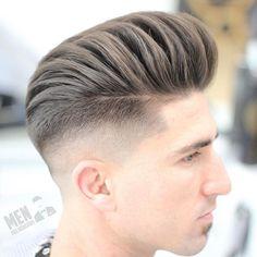 "718 Me gusta, 6 comentarios - Barbershop Hair Style Men (@menpeluqueros) en Instagram: "" MEN PELUQUEROS #thebarberpost #internationalbarbers #barbershopconnect #barbershop…"""