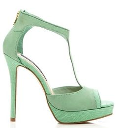 Steve Madden Mint Kacie ♥✤ | Keep the Glamour | BeStayBeautiful