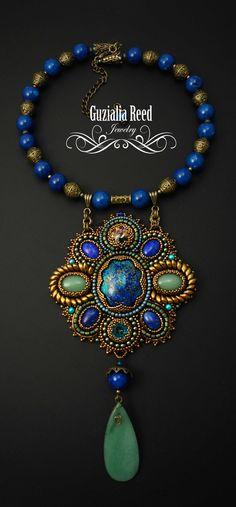 Multigem Necklace