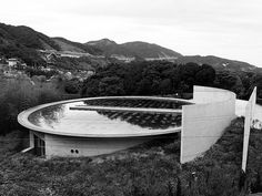 Visions of an Industrial Age // Water Temple by Tadao Ando