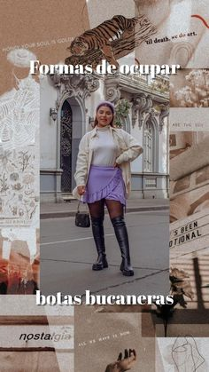 Curvy Fashion, Trendy Fashion, Teen Vogue, Parisian Style, Knee High Boots, Organize, Sweaters, Outfits, Dresses