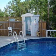 Above Ground Pool Design Ideas, Pictures, Remodel and Decor