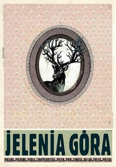 Zdjęcie numer 8 w galerii - Polskie miasta i miasteczka na plakatach Ryszarda Kai