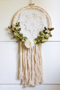 dreamcatchers DIY