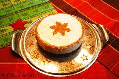 Patce's Patisserie: Zimt-Torte à la Panna Cotta