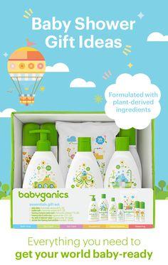 Babyganics Hero Essentials Gift, Packaging May Vary Baby Shower Themes, Baby Boy Shower, Baby Shower Gifts, Baby Gifts, Baby Showers, Shower Ideas, Pregnancy Info, Vegan Pregnancy, Bday Girl