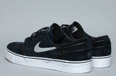 Nike SB - Stefan Janoski - Black / Black