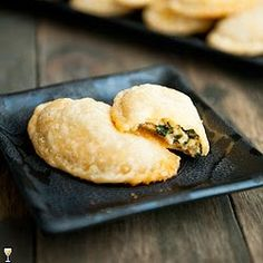 Popeye Recipes: Spinach Cheese Empanadas