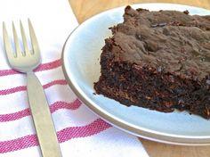 Grain-free Chocolate Zucchini Cake - this will blow your mind!